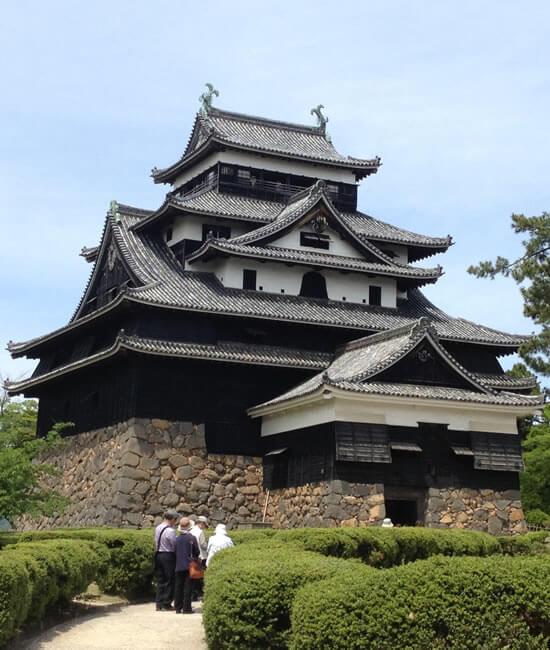 松江城が国宝指定
