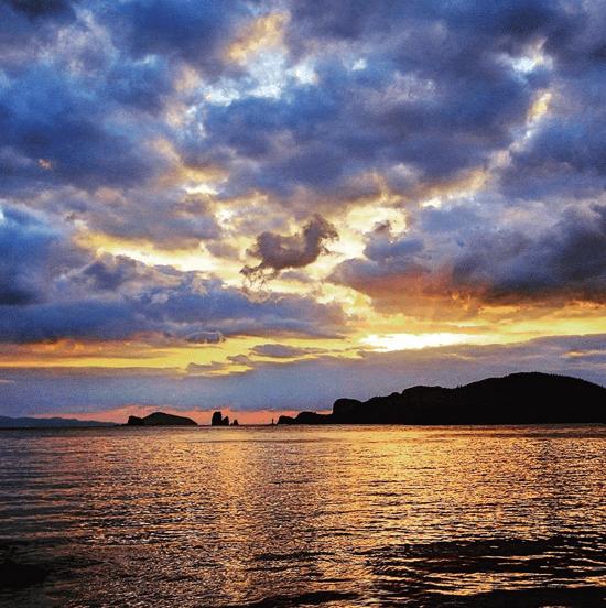 隠岐諸島「ミシュラン・グリーンガイド山陰WEB版」で2つ星♪